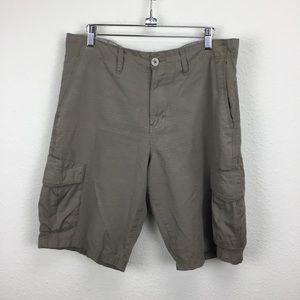 HAWK Tony Hawn Mens Cargo Shorts 32